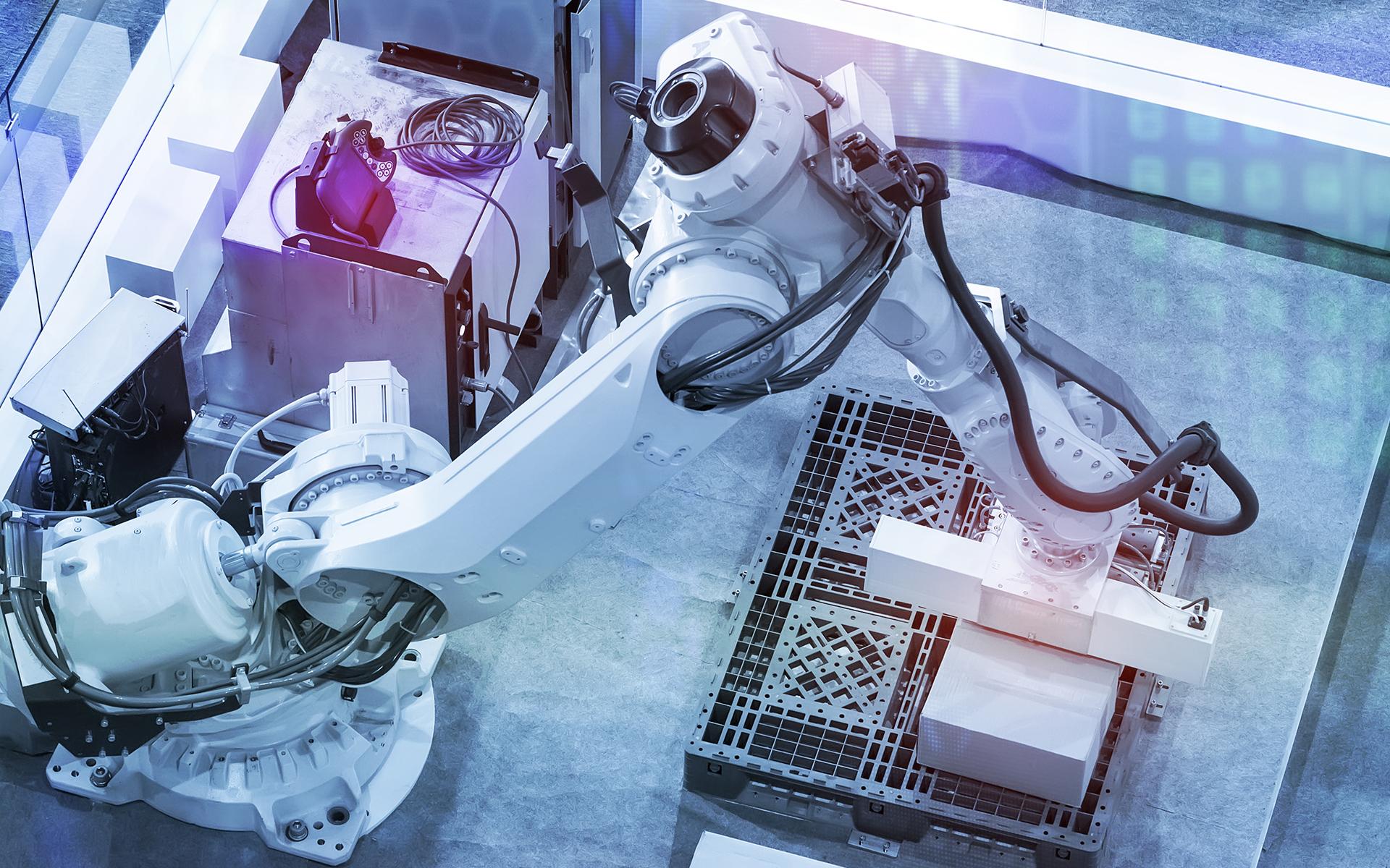"Featured image for ""Digitalisierung im Supply Chain Management"""